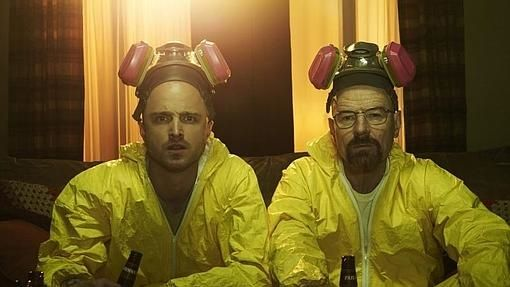 TOP 5 series para aprender marketing: Breaking Bad