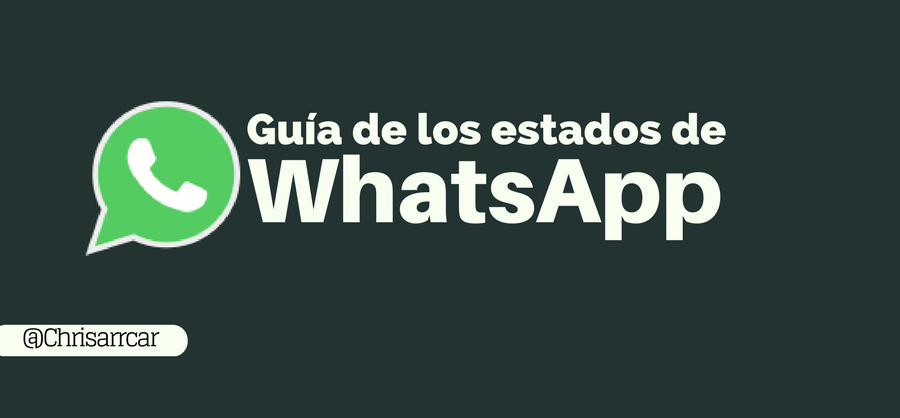 Guía estados whatsapp
